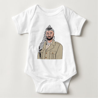 Yasser Arafat | ياسر عرفات Baby Bodysuit