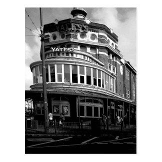 Yates s Wine Lodge B W Post Cards