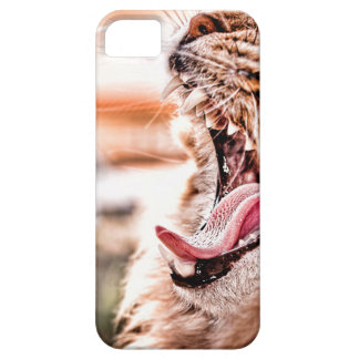 Yawn iPhone 5 Cases