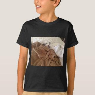 Yawning Doggy T-Shirt