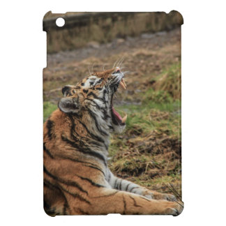 Yawning Tiger iPad Mini Case