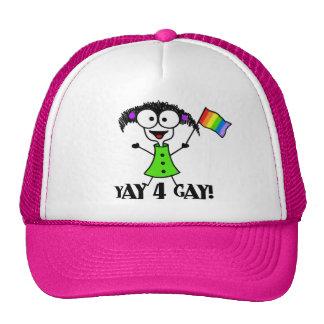 Yay 4 Gay Hat