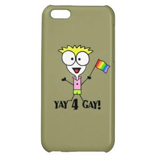 Yay 4 Gay iPhone 5C Case