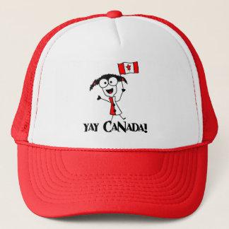 Yay Canada! Hat