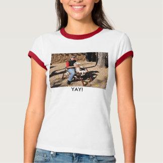 YAY! - Customized T-Shirt