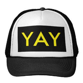 YAY Trucker Cap