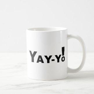 Yay-Yo! Coffee Mug