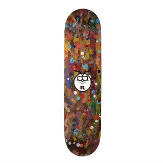YB chameleon Skateboard Decks