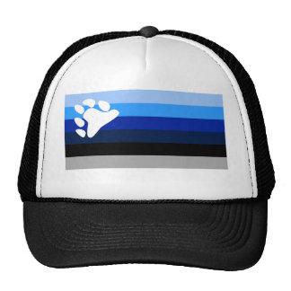 YBOR ISLA VIEQUES BLUES HAT