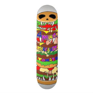 YBRburger 20 Cm Skateboard Deck