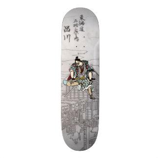 YBsamurai 21.6 Cm Skateboard Deck
