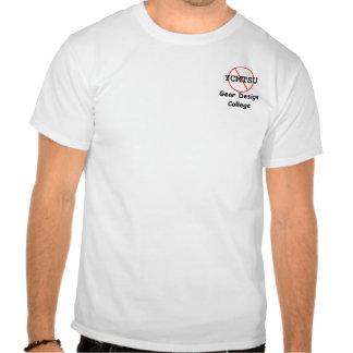 YCMTSU Gear Design College (older version) Tee Shirts