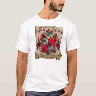 Ye Ancient Order of Geocachers t-shirt