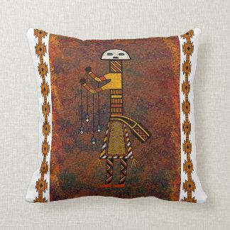 Ye ii Yay-ee Throw Pillows