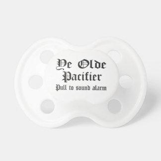 Ye Olde Pacifier