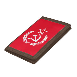 Ye Ole Commie Tri-fold Wallets