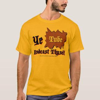Ye Tube (Dark Text) T-Shirt