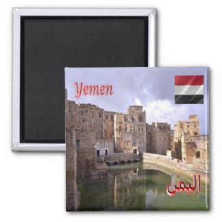 YE - Yemen - Water Tank Magnet