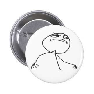 Yeah 6 Cm Round Badge