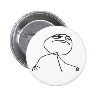 Yeah Pinback Button