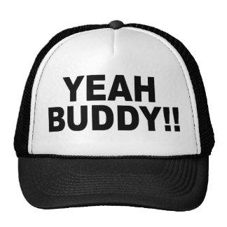 Yeah Buddy Trucker Snapback Cap