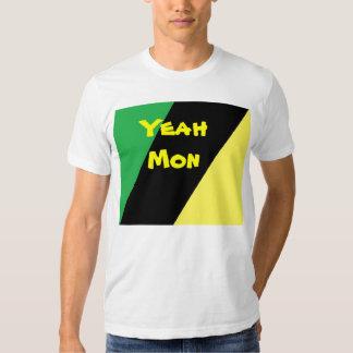 yeah mon t-shirts
