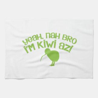 Yeah nah Bro Bro I'm kiwi Tea Towel