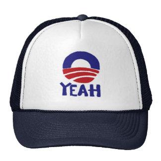 Yeah Obama Cap