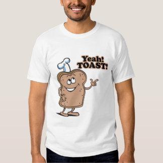 Yeah! TOAST! Tshirts