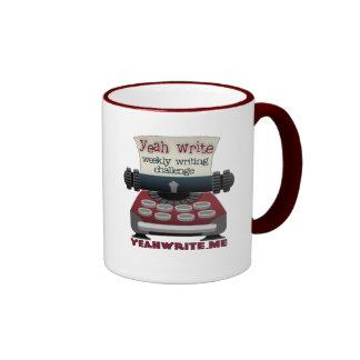 yeah write mug
