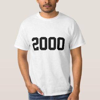 Year 2000 T-Shirt