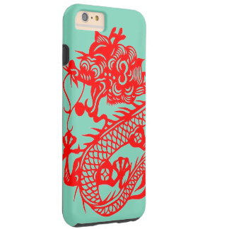 """Year Of Dragon Phone case"" Tough iPhone 6 Plus Case"