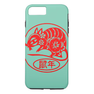"""year of rat Phone case"" iPhone 7 Plus Case"