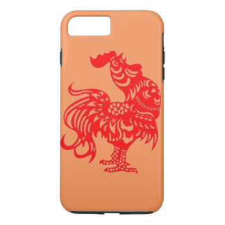 """Year of Rooster Phone case"" iPhone 7 Plus Case"