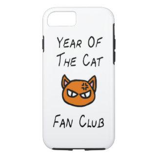 Year Of The Cat Fan Club Case