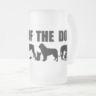 Year of the Dog Chinese Ideogram Symbol F Mug