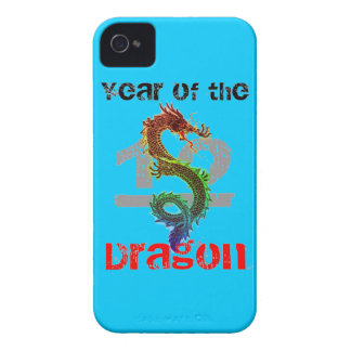 Year of the Dragon 2012 BlackBerry Bold Case