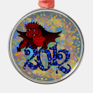 Year of the Dragon, 2012 Christmas Ornament