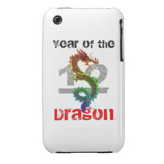 Year of the Dragon 2012 iPhone 3G/3GS Case iPhone 3 Case