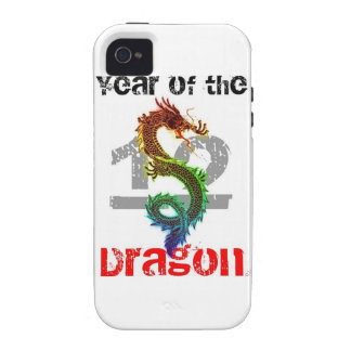 Year of the Dragon 2012 iPhone 4 Case