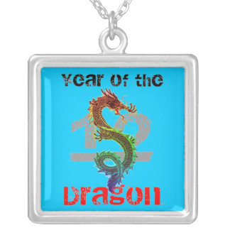 Year of the Dragon 2012 Necklace