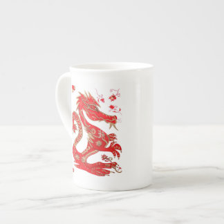 Year of the Dragon Bone China Mug