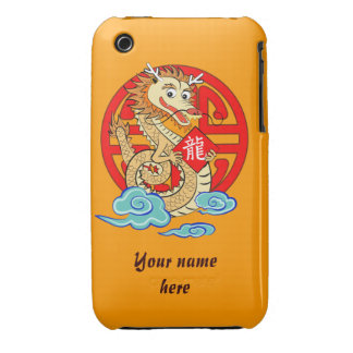 Year of the Dragon iPhone 3 Cases