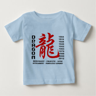 Year of The Dragon Characteristics T-Shirt