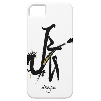 Year of the Dragon - Chinese Zodiac iPhone 5 Cover