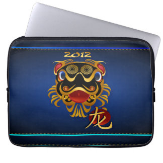 Year Of The Dragon Computer Sleeves