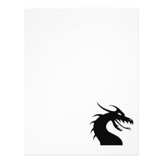 Year of the Dragon - Dragon Head Flyers