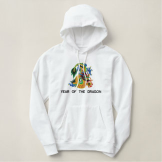Year of The Dragon Embroidered Hoodie