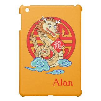 Year of the Dragon iPad Mini Cover
