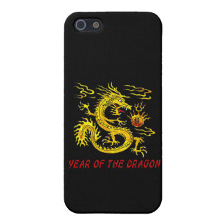 Year Of The Dragon iPhone 5/5S Cover